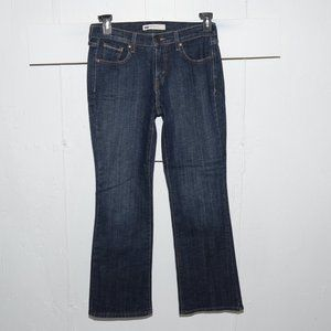 Levi's 515 boot womens jeans size 6 S 7995